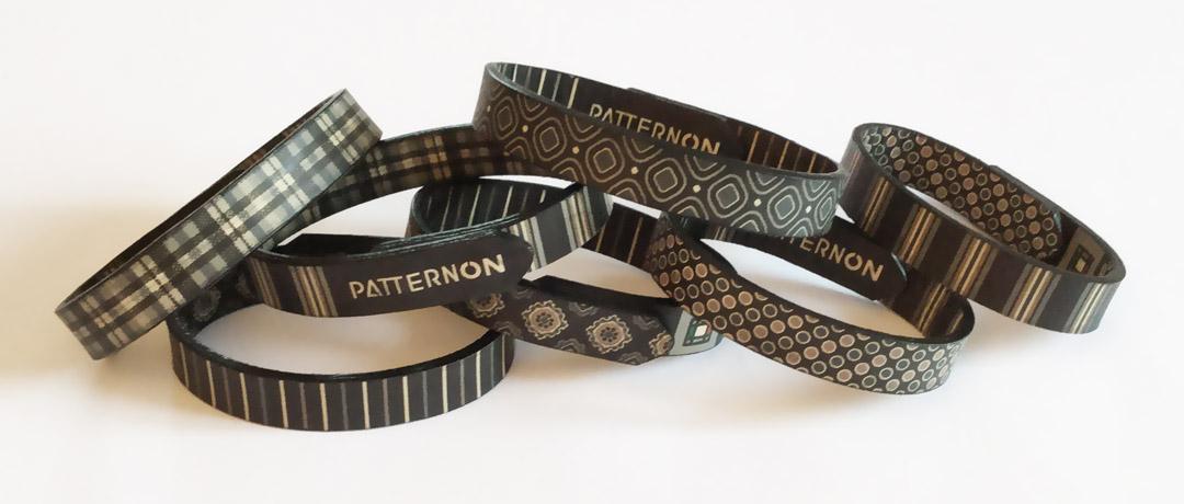PATTERNON bracelets black & co