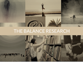 THE BALANCE RESEARCH